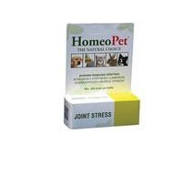 HOMEOPET Joint Stress for Dog Cat Pet Lower back Joint areas Relief of s... - $17.72