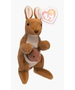 Pouch the Kangaroo - Ty Beanie Baby by TY~BEANI... - $6.33