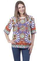 Dolce & Gabbana Womens T-Shirt F7U94T FP5PL X0860 - $266.88