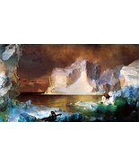 Roshni Arts - Famous Masterpieces 100% Hand Painted Oil on Canvas - Iceb... - $404.91