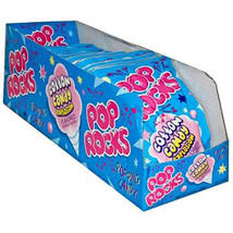 Pop Rocks Cotton Candy 0.33 Oz Each ( 24 In A Pack ) - $23.23