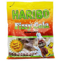 Haribo Peg Fizy Cola 5Oz ( 12 In A Box ) - $21.30