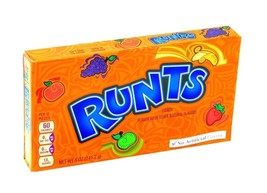 Wonka Runts Assorted Candy 5Oz Each ( 1 Pack ) - $7.54