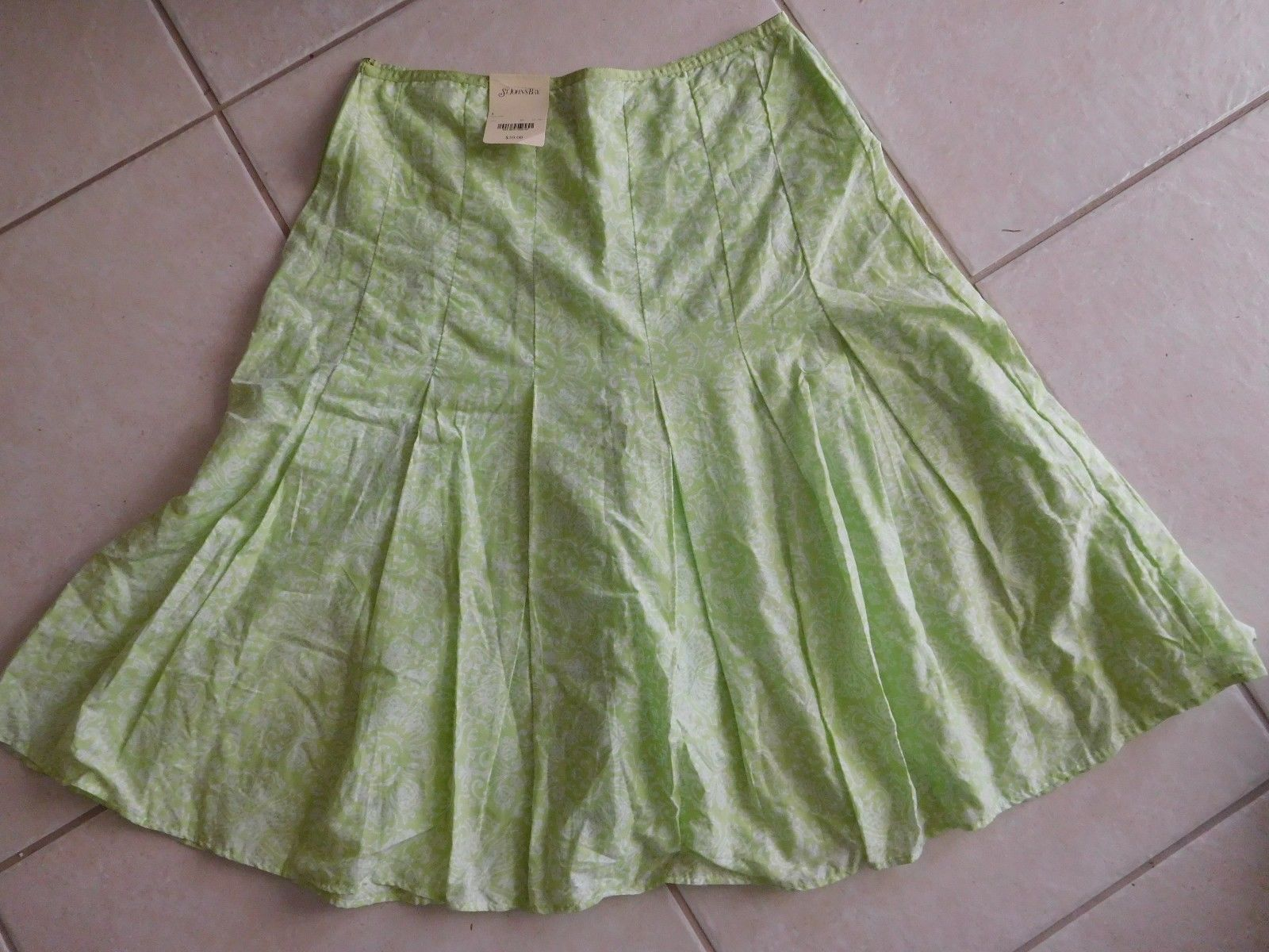 630a05879 Skirt Casual ST. JOHNS BAY Mint Green and and 50 similar items
