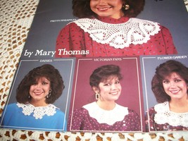 Crocheted Collars Leaflet - $5.00