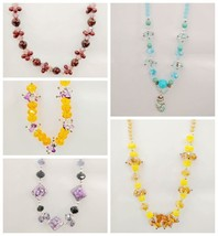Beautiful  Mix Style Lots Of 5 Pieces Gemstone ... - $26.98