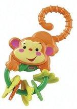 Fisher-Price Monkey Teether - $10.00