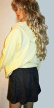 Victoria's Secret $38 Gray Fleece Skirt with Pockets Medium - $16.00
