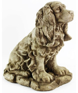 Cocker Spaniel Concrete Dog Cement - $89.00
