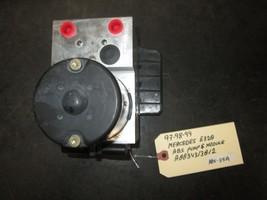 97 98 99 Mercedes E320 Abs Pump & Module #A0034313012 *See Item Description* - $44.55