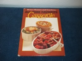BETTER HOMES AND GARDENS ALL-TIME FAVORITE CASSEROLE RECIPES - YEAR 1977 - $1.99