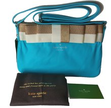 Kate Spade Barrow Street Ima Adriatic Crossbody Bag - £187.18 GBP