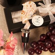 Ribbon Design Arte Murano Glass Bottle Stopper - Set of 108 - $316.99