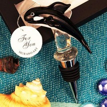Willy The Whale Arte Murano Bottle Stopper - Set of 24 - $109.99