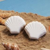 White Seashell  Bath Fizzer - Set of 12 - $19.95
