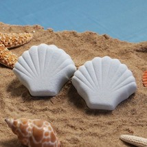 Blue Seashell  Bath Fizzer - Set of 12 - $19.95