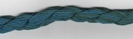 Blue Spruce 261 Silk Floss Dinky Dyes 8m (8.7yds) cross stitch embroider - $4.05
