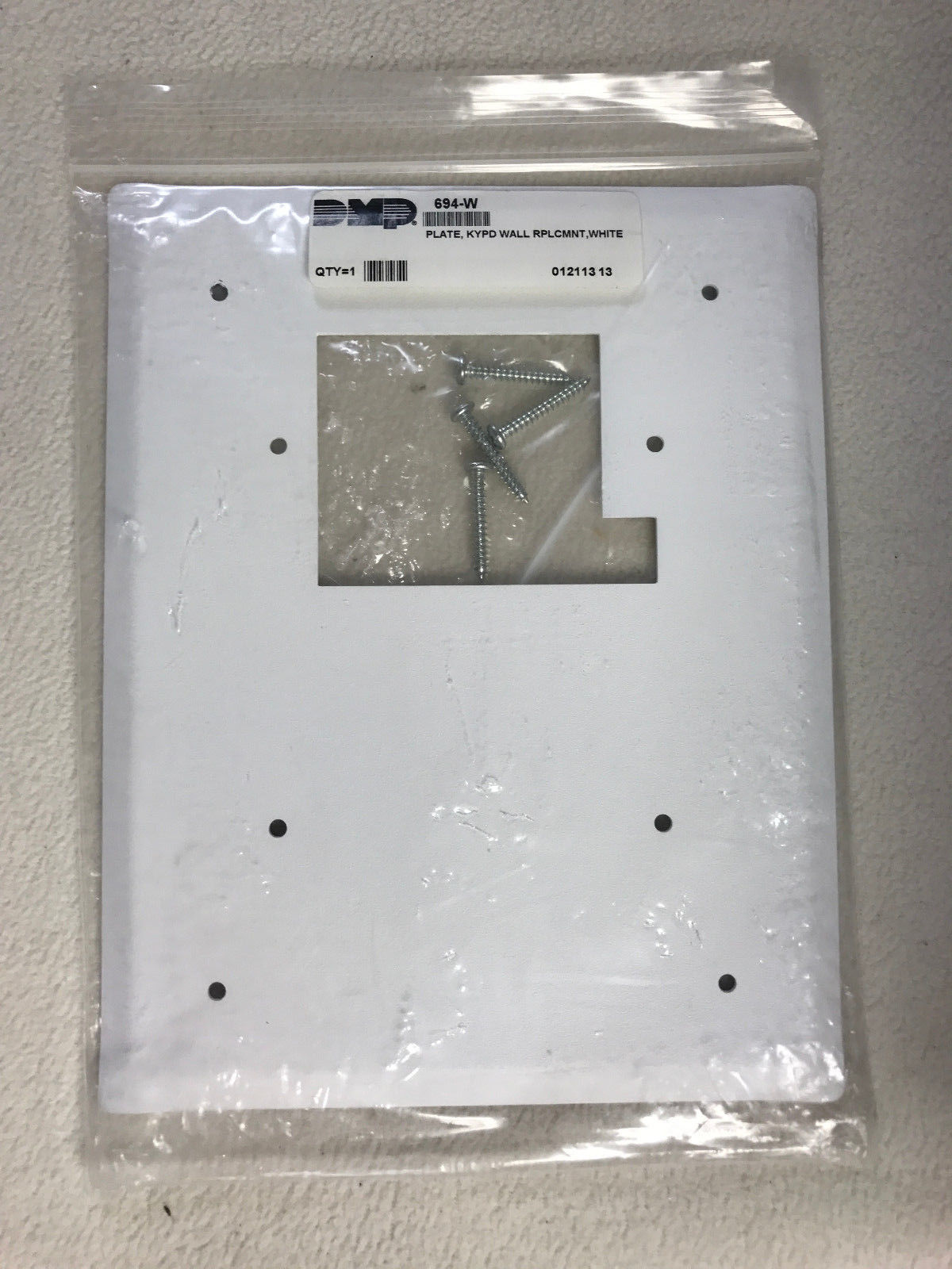 NEW DMP 694-W Metal Plate Keypad Wall and 35 similar items