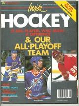 1990 Inside Hockey Detroit Red Wings New York Rangers Philadelphia Flyer... - $2.50