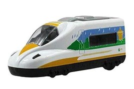 Lovely Train Subway Model Train Toy Simulation Locomotive Yellow - £15.65 GBP