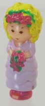 1989 Polly Pocket Doll Bridesmaid Polly - Polly... - $7.50