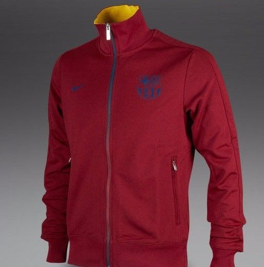 6a62345051b Nike Fc Barcelona Authentic N98 Track Jacket and 17 similar items. 57
