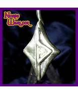Thurisaz diamond pendant  1  thumbtall