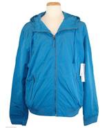 NEW Calvin Klein Mens Jacket Hooded Zip Up Wind... - $129.50