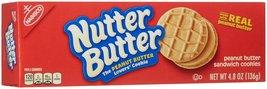 Nutter Butter Sandwich Cookie - Peanut Butter -... - $14.50