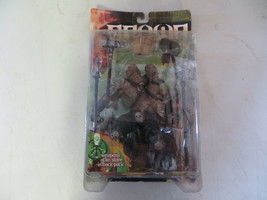MCFARLANE TOYS SPAWN DARK AGES TORMENTOR ACTION FIGURE MIP MULTI HEADED ... - $14.59