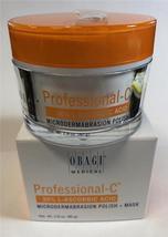 NEW Obagi Medical Professional-C Microdermabrasion Polish + Mask 2.8oz - $28.99
