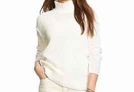 Lauren Ralph Lauren Mock neck Sweater Pearl - ₨2,248.19 INR
