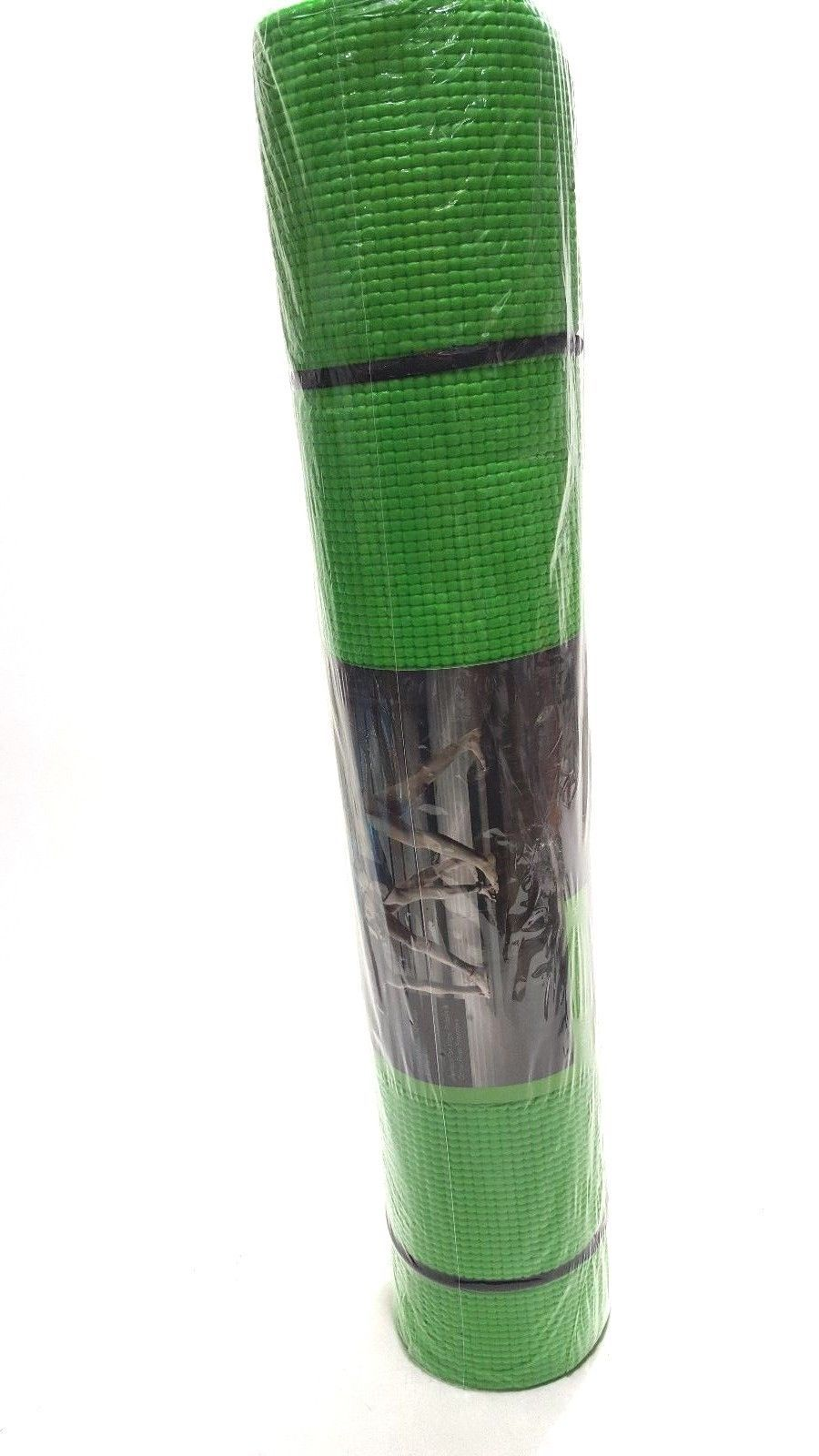 TKO Yoga Mat With Sling Green and 50 similar items 0b90e2edec56b