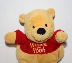"Disney Winnie The Pooh Mini 6"" Bean Bag Soft Toy Plush Stuffed Animal Dream In - $15.44"