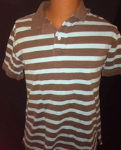 Gap Size Large Striped Mens Shirt Bin #J - $5.89