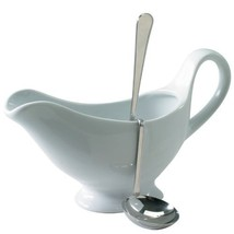 Stainless Steel Hanging Gravy Ladle - 6.5 inch … - $6.11