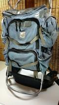 Famous Trails Backpack Jansport D5 Hiking Camping Frame Waist Straps Win... - $1.259,68 MXN