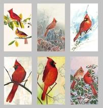 6 Cardinal Magnets - $17.99