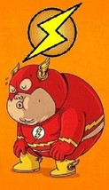"Fat ""The Flash"" Magnet #3 - $7.99"