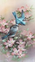 Bluebird Magnet #5 - $7.99