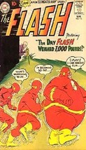 "Fat ""The Flash"" Magnet #1 - $7.99"