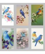 6 Bluebird Magnets - $17.99