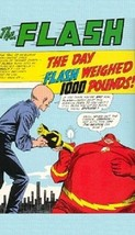 "Fat ""The Flash"" Magnet #2 - $7.99"