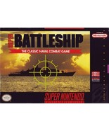 Super Battleship SNES Great Condition Fast Shipping - $6.24