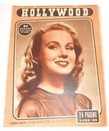 Hollywood 1948 - 158 Magazine Virginia Mayo Van Johnson - $4.00