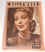 Hollywood 1948 n. 155 Magazine Loretta Young Dana Andrews - $4.00
