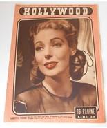 Hollywood 1948 n. 155 Magazine Loretta Young Dana Andrews - $4.00