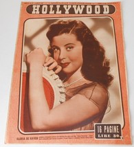 Hollywood 1948 #151 Magazine Gloria De Haven Herbert Marshall - $4.00