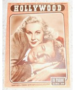 Hollywood 1949 #214 Magazine Virginia Mayo Isa Pola - $4.00