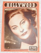 Hollywood 1948 #123 Magazine Michele Morgan Gilberto Govi - $4.00